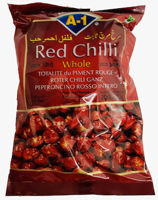 Picture of A-1 RED CHILLI WHOLE