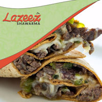 """Picture of 12"""" Philly Cheese Steak Wrap"""
