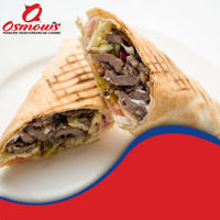 Picture of Beef Shawarma Wrap