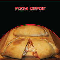 "Picture of 10"" Panzerotti"