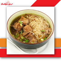 Picture of Chicken and Shrimp Noodle Soup