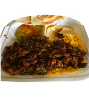 Picture of Beef Shawarma Platter